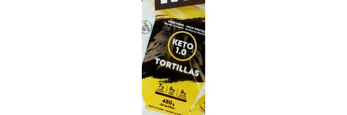 Tortillars keto 1.0