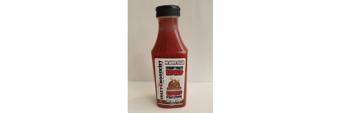Ketchup sans sucre